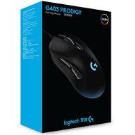 Logitech 罗技 G403 RGB有线游戏鼠标