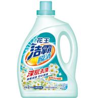 限地區:花王 潔霸 瞬清 洗衣液2kg瓶裝*5件