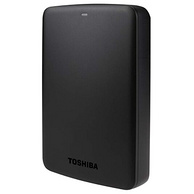 Toshiba东芝 Canvio 3TB USB3.0 移动硬盘