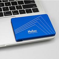 历史新低!Netac 朗科 超光系列 480GB N530S SATA3 固态硬盘