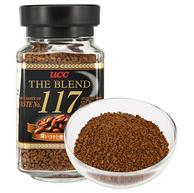 UCC 优诗诗 117号 浓厚口感速溶咖啡粉 90g *6件