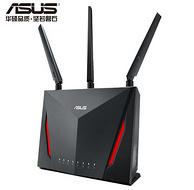 为游戏硬件而发烧!华硕 ASUS RT-AC86U 无线路由器 双频2900M