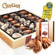 比利时进口 Guylian 吉利莲 金贝壳夹心巧克力 礼盒装250g