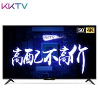 22日0点、新机:KKTV K5 50英寸 4K 液晶电视 U50K5