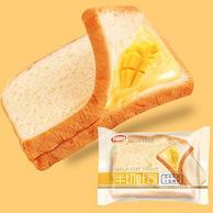達利園 芒果味 半切 吐司面包675g