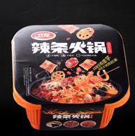 卫龙 懒人辣条小火锅370g