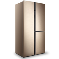 TCL BCD-502WEPZ50 502升 双变频 三门冰箱