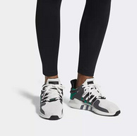 2件!adidas 阿迪达斯 EQT Support ADV Parley 女士休闲运动鞋