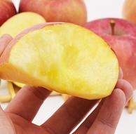 邻和 陕西农家红富士丑苹果 带箱5kg 净重9斤