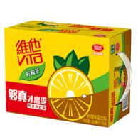 4件 ViTa 维他柠檬茶 250ml*16盒