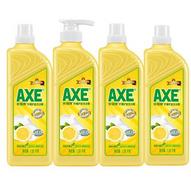 小编实测好评,AXE 斧头 柠檬洗洁精 1.01kgx4瓶