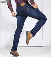 18年秋冬加厚款,吉普盾 牛仔裤