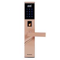 可靠性超高!双11预售:松下 7系列 V-M771C 触摸屏指纹锁