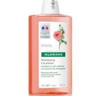 舒緩頭皮敏感!Klorane 康如 頭皮舒緩洗發水 400ml*4瓶
