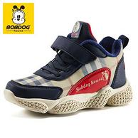 加绒保暖!巴布豆 儿童 运动鞋