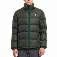 1日0点:黑冰 600蓬 90% 男士灰鹅绒 羽绒服F8111
