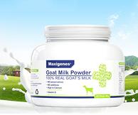 低脂、高钙,易吸收!Maxigenes 美可卓  羊奶粉 400g*2罐