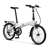 DAHON 大行 KAA072 20寸 折叠自行车