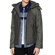 L码,Superdry 极度干燥 Arctic Hood 男士运动夹克