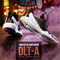双11预售: SKECHERS 斯凯奇 DLT-A 88888100 中性款休闲运动鞋