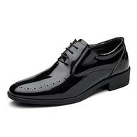 双11预售:Red Dragonfly 红蜻蜓 WHA6758 男士商务正装皮鞋