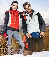 双11预售:专柜款!美国 Discovery 情侣三合一冲锋衣