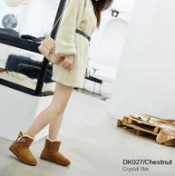 D&K Sheepskin DK027 女士雪地靴