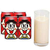 旺旺 旺仔牛奶 原味 145ml*4罐*3件