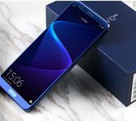 半小時后結束!華為 HUAWEI 榮耀V10 手機 極光藍 高配版 6GB+64GB
