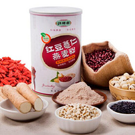 歸膳堂 紅豆薏仁燕麥粉 500g/罐