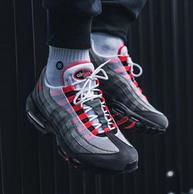 12日0点:Nike耐克 Air MAX 95 OG 中性运动鞋 2色