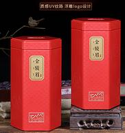 白菜價!武夷山金駿眉紅茶罐裝125g
