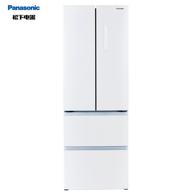 降200元!Panasonic 松下 NR-D350TP-W 350升 多门冰箱