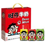 旺旺 旺仔牛奶 4原味+4果汁味+4苹果味 245ml*12罐