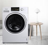 史低!Panasonic 松下 XQG80-E88212 滚筒洗衣机 8公斤