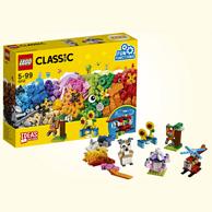 11日0点: LEGO 乐高 Classic 经典系列 10712 齿轮创意拼砌盒
