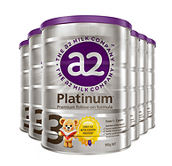 天貓國際官方直營 澳洲A2進口奶粉大促 900g*6罐