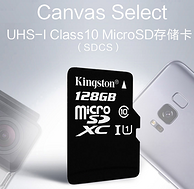 Kingston 金士頓 Class10 uhs-I MicroSD TF儲存卡 128GB