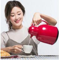 进口红胆保温技术!物生物 欧式红胆保温壶 1.5L 多款可选