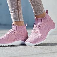 英国 斯潘迪 Softknit针织袜套 女中帮休闲运动鞋 三色可选