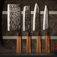 德國網站同步銷售!德國原裝進口 4件套 高端純手工鍛造刀