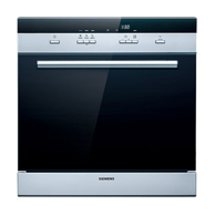 12期免息、值哭!西班牙原装,西门子 8套 嵌入式洗碗机 SC73M612TI