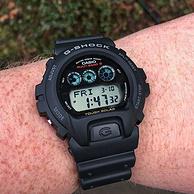 黑卡会员:Casio 卡西欧 G Shock系列 男女通用款手表 GW-6900-1