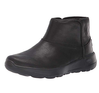 Skechers 斯凯奇  女士一脚蹬短靴 15504-BBK