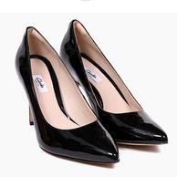 2倍差價!香港直郵 Clarks 其樂 Dinah Keer 26114559 女士真皮高跟單鞋