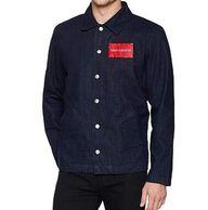 L码,Calvin Klein Jeans Coaches Jacket 41I5037 男士教练夹克