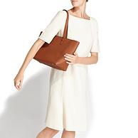 23日0點: Salvatore Ferragamo 菲拉格慕 21G714 676479 女士簡約手提購物袋單肩包