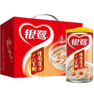 銀鷺 桂圓蓮子八寶粥禮盒 360g*12罐 整箱裝