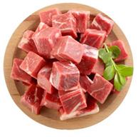 今晚零點結束!科爾沁 速凍牛肉 6斤