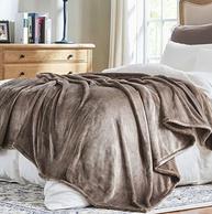 可蓋可鋪!考拉工廠店 加厚金狐絨毛毯 200*230cm